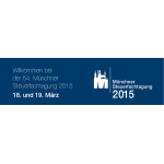 MÅnchener_Steuerfachtagung_2015