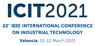 International Conference on Industrial Technology 2021 Logo